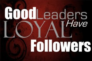 leaders loyal